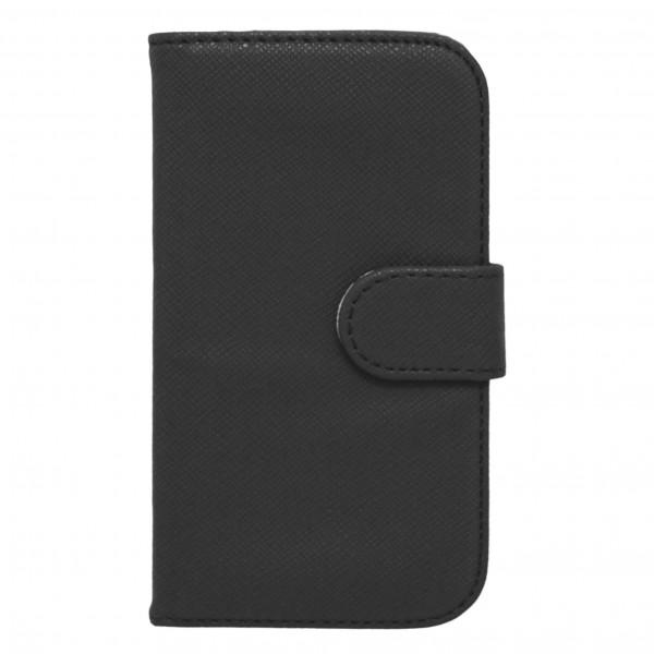 OEM  Θήκη Βιβλίο  Για Huawei G620 Με  Κούμπωμα Μαύρο
