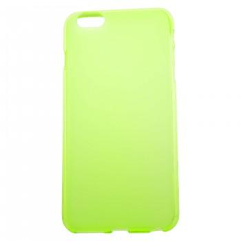 OEM Θήκη Σιλικόνης Για Apple iPhone 6G/6S Πράσινη