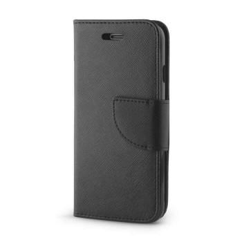 Oem Θήκη Βιβλίο Fancy Για Samsung Galaxy A20S Μαύρο