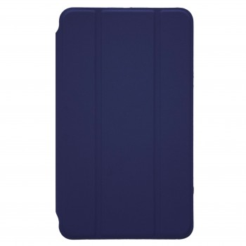 Oem Trifold Θήκη Βιβλίο με Σιλικόνη Flip Cover Για Lenovo Tab M10 Plus TB-X606F 10.3'' Μπλε