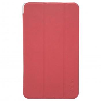 OEM Θήκη Βιβλίο - Σιλικόνη Flip Cover Για Apple IPad Mini 1/2/3  Κόκκινη