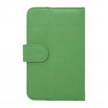 OEM Θήκη Universal Για Tablet 6'' Με Γατζάκια Πράσινη