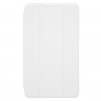 "OEM Θήκη Βιβλίο - Σιλικόνη Flip Cover Για  Samsung Galaxy Tab S3 9.7"" T820 Λευκή"