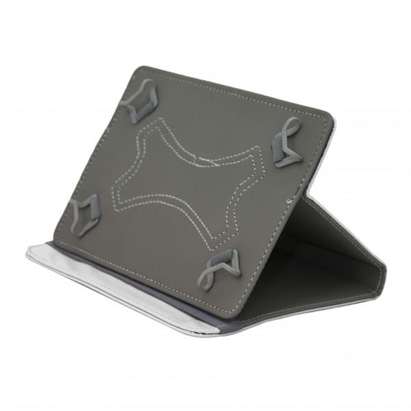 OEM Θήκη Universal Για Tablet 10'' Με Γατζάκια Λευκή