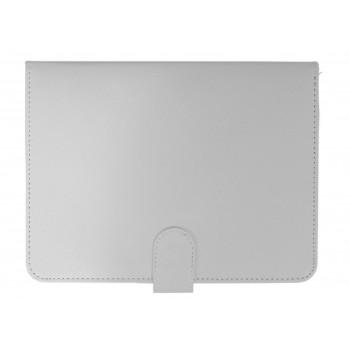 OEM Θήκη Universal Για Tablet 7'' Με Πλαίσιο Λευκή