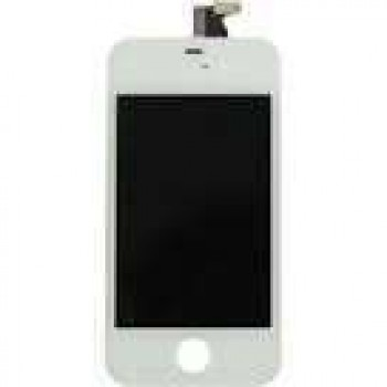 Display (LCD) + Touch Panel for Apple iPhone 4 White