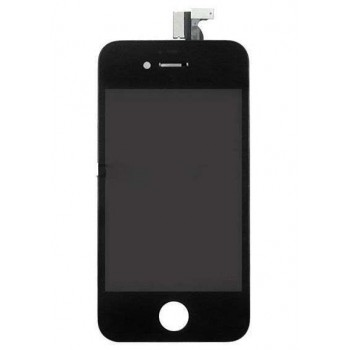 Display (LCD) + Touch Panel for Apple iPhone 4 Black