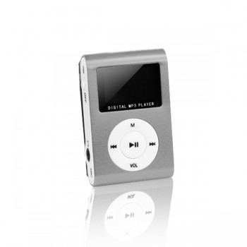 Setty MP3 with LCD + earphones silver