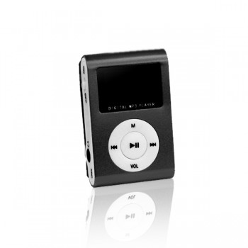 Setty MP3 with LCD + earphones black