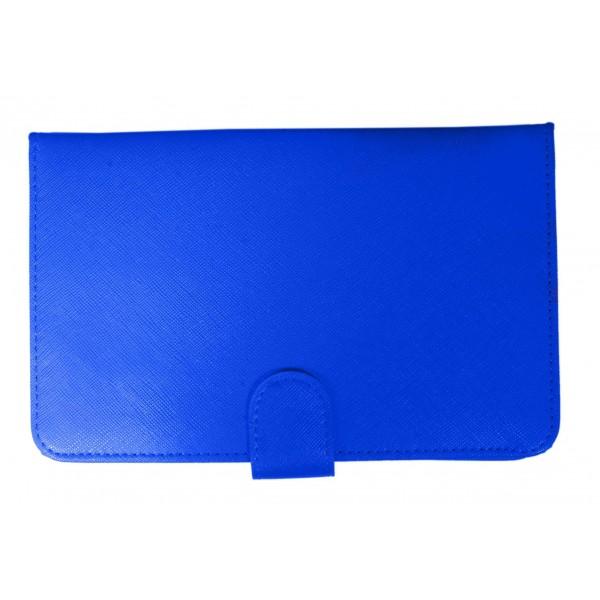OEM Θήκη Universal Για Tablet 10'' Keyboard Γαλάζια