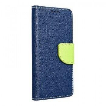 OEM Θήκη Βιβλίο Fancy Για Samsung Galaxy A02s Μπλε - Πράσινη